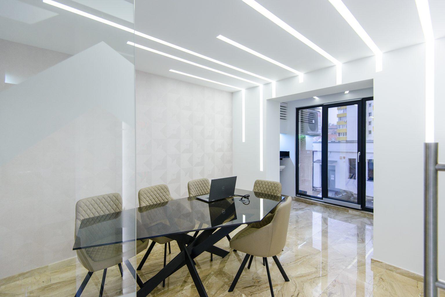 Birou design modern Penta Media