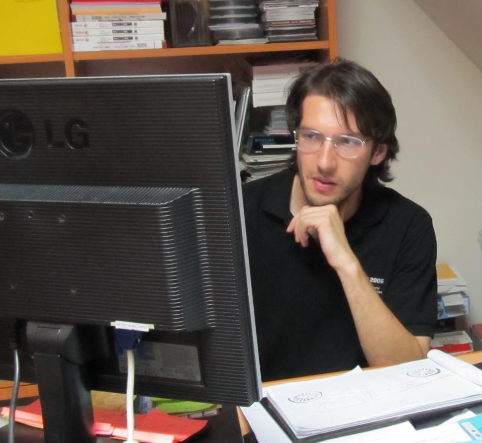 Client-Marketin manager Rufster