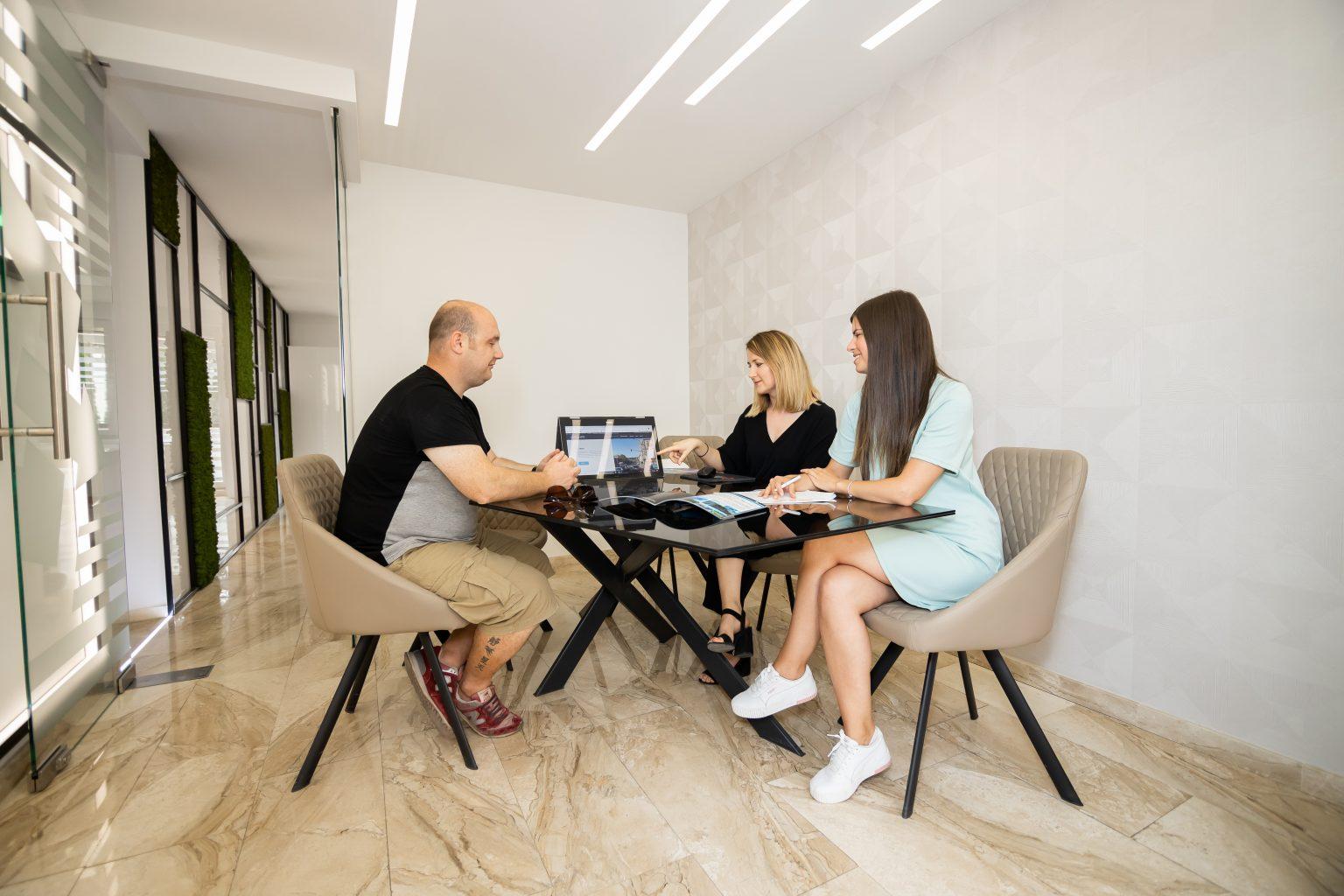 Planificare oferta in birourile moderne PentaMedia