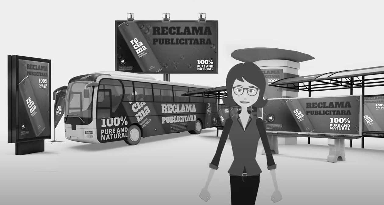 Publicitate stradală - cel mai eficient mod prin care îți poți face cunoscut businessul!