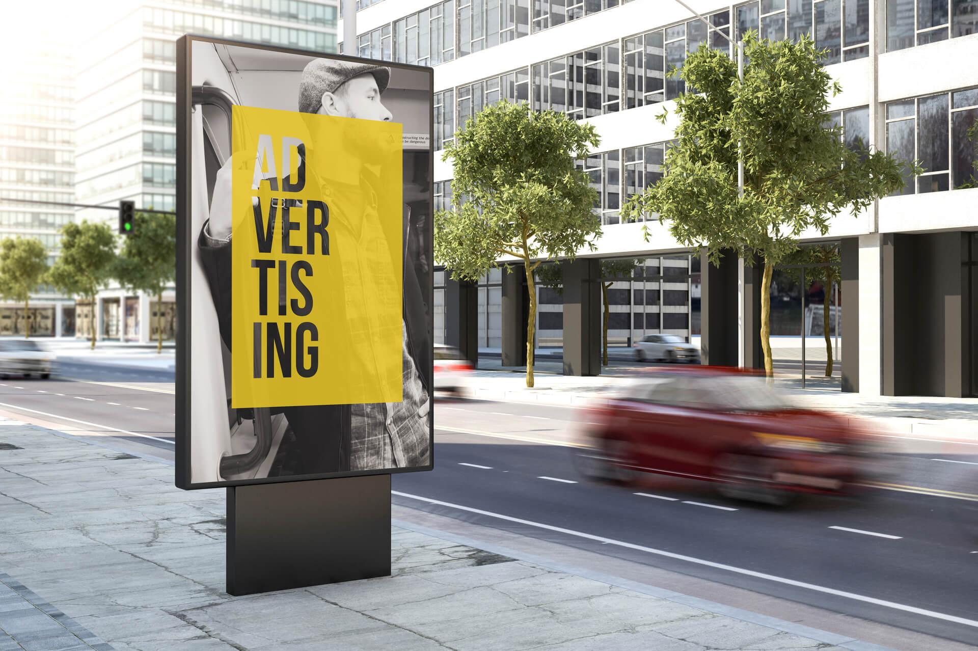 publicitatea stradala - Promovarea afacerii tale
